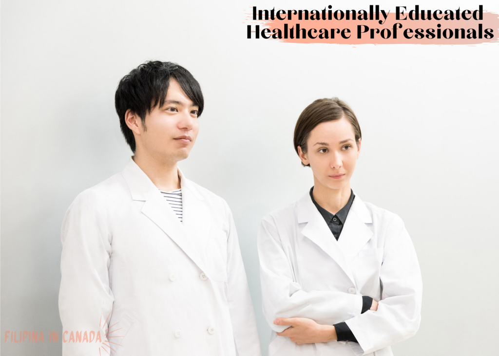 international educated healthcare professionals