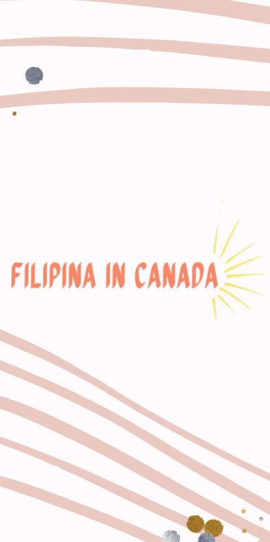 Filipina in Canada logo
